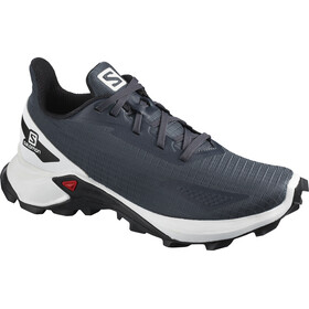 Salomon Alphacross Blast Buty Dzieci, india ink/white/black